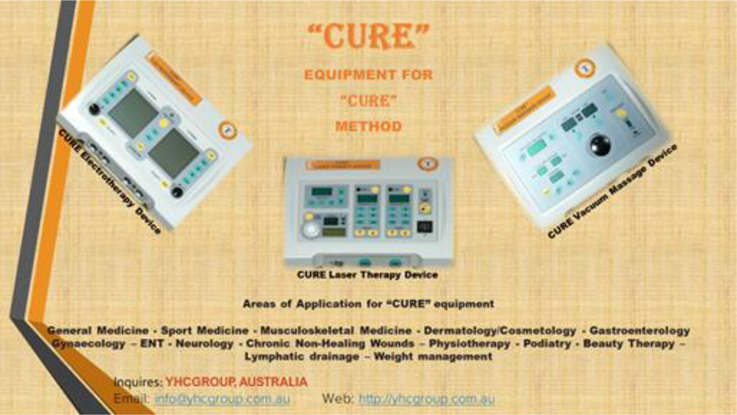 equipment for cure - Cure Newsletter July 2020